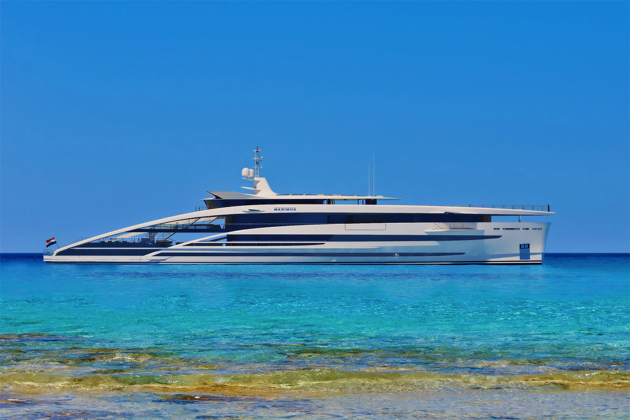 Heesen Project MAXIMUS Superyacht