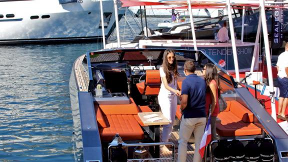 Tenders & Toys at the Monaco Yacht Show