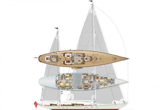 Netherlands Shipyard Vitters has a new contract to build a 50-metre classic performance ketch that will be built to Lloyd's standards.