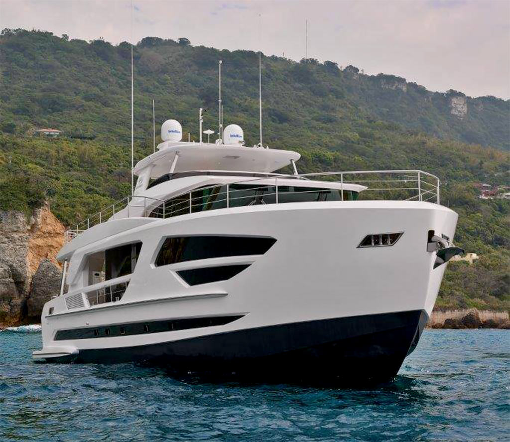 Superyacht Show Time: American Premieres at FLIBS