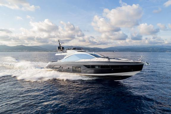 Azimut Yachts will be at the Fort Lauderdale Boat Show