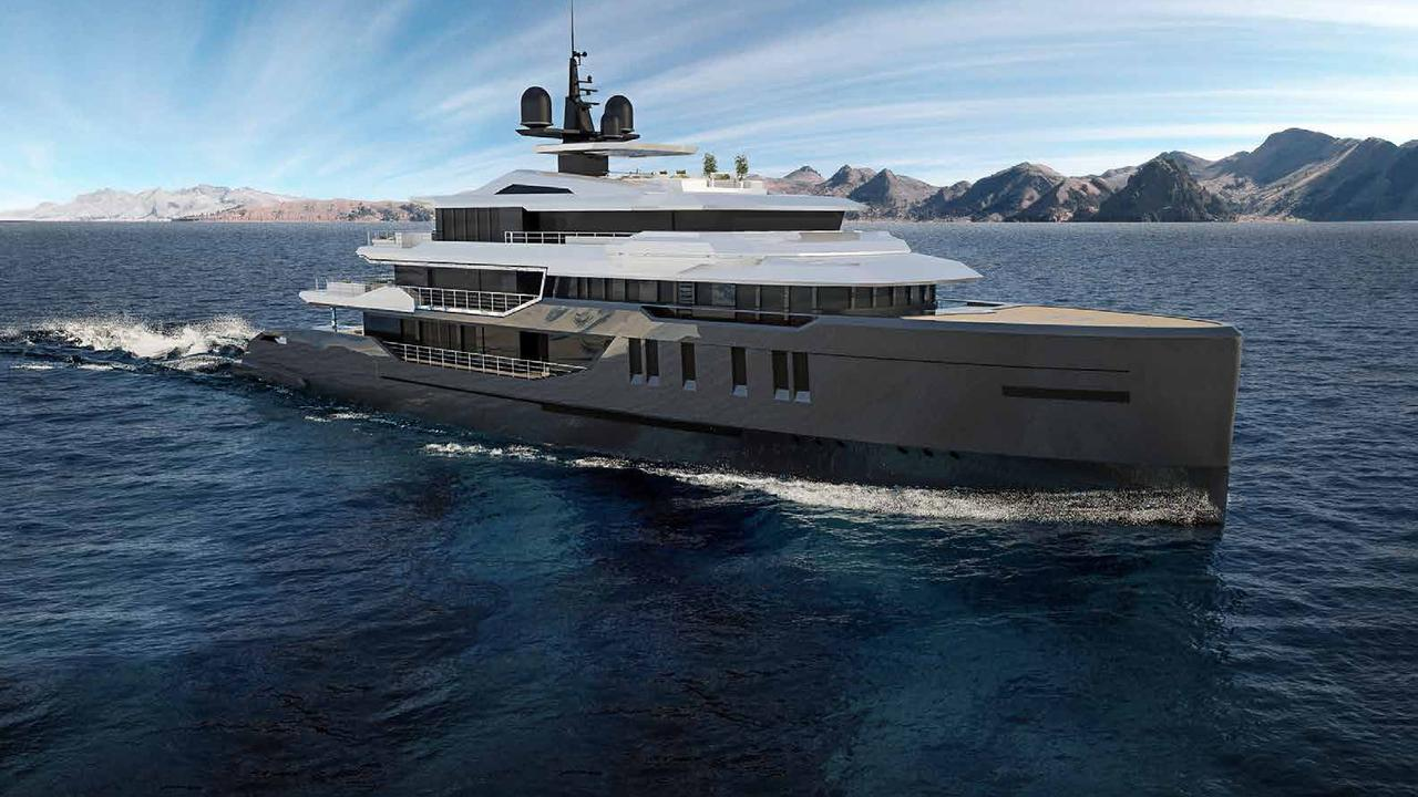 ICE YACHTS 68M M/Y DAY'S