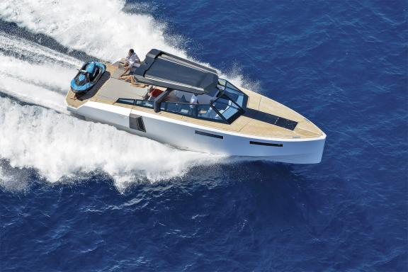 US Debut of Evo 43′ at FLIBS 2017