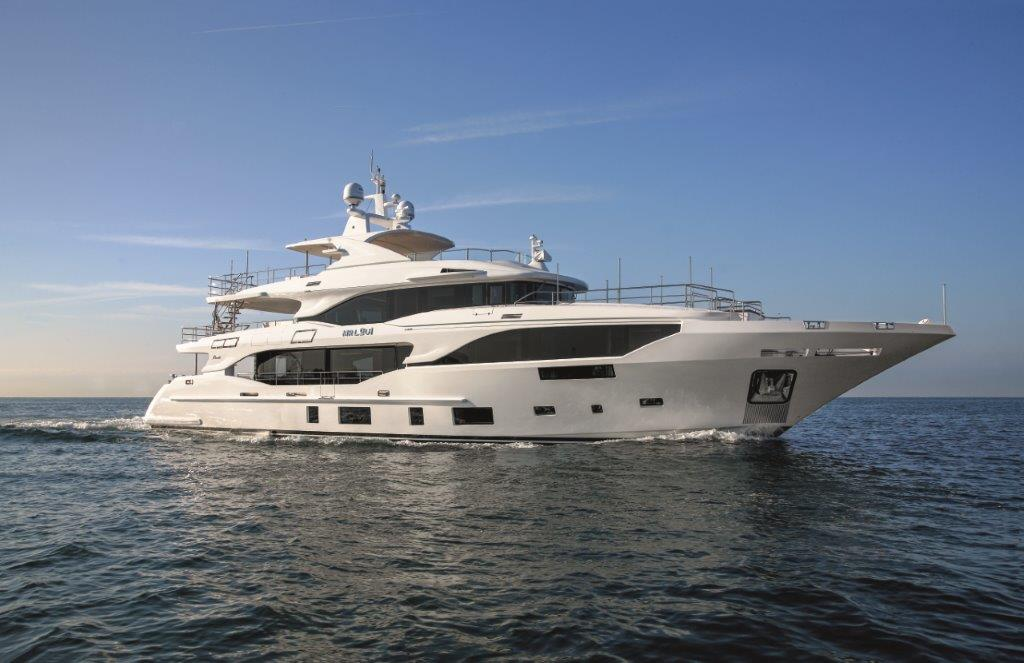 MEDITERRANEO 116' M/Y MR LOUI DELIVERED