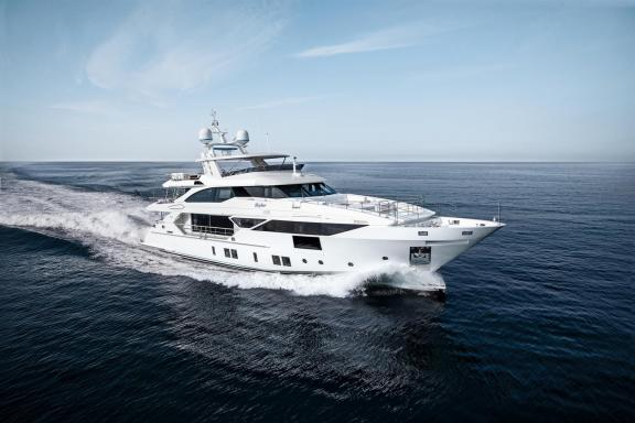 Benetti will be at the 2017 Fort Lauderdale International Boat Show